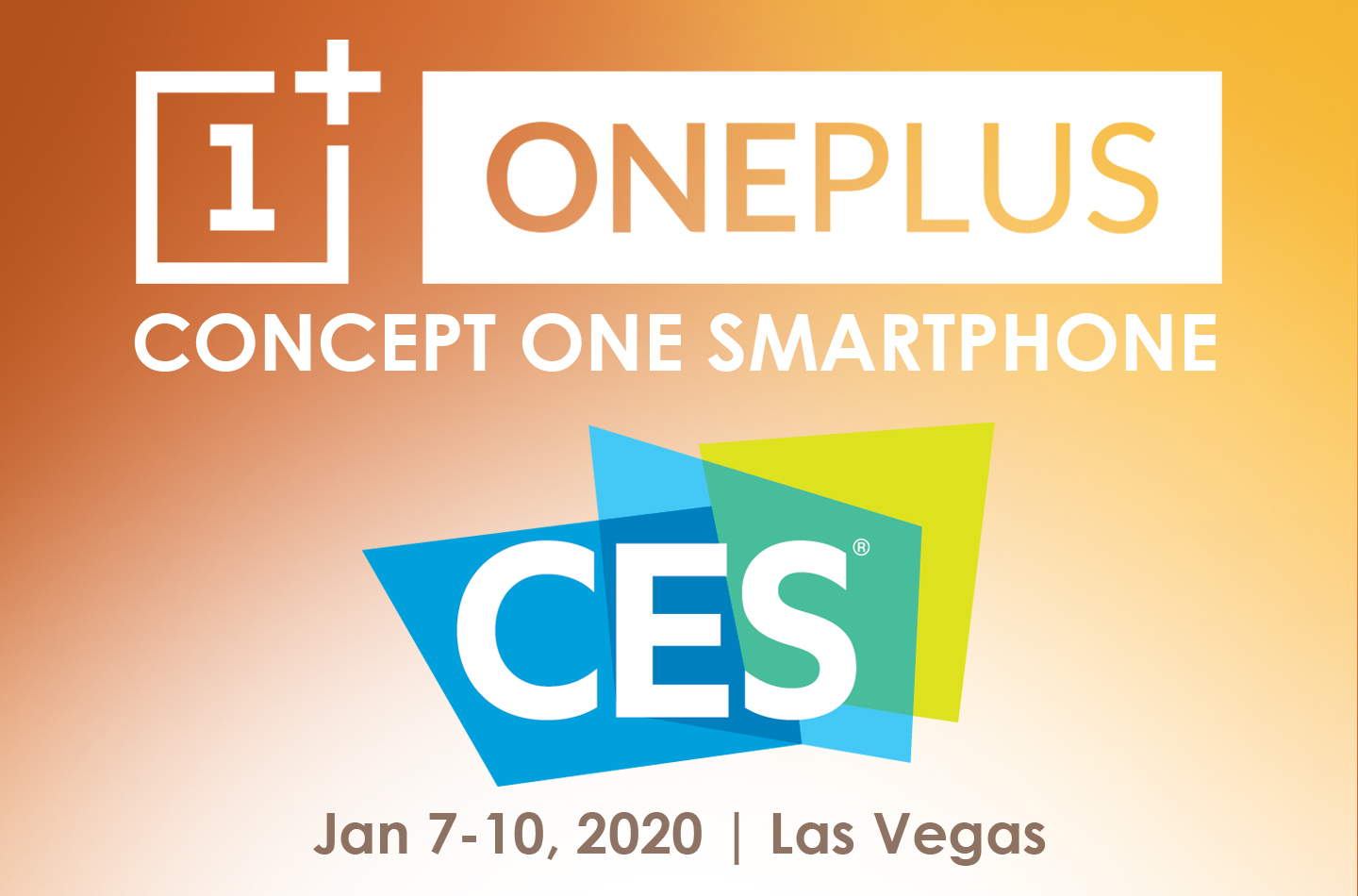 OnePlus Concept One smartphone CES 2020