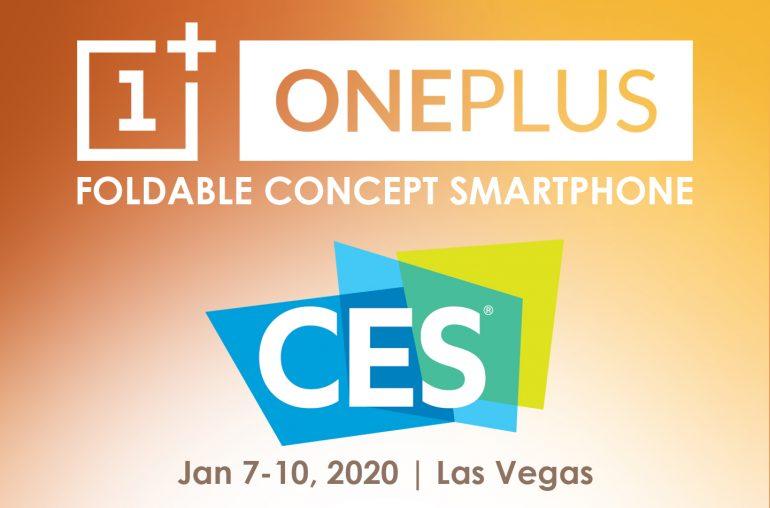 OnePlus opvouwbare concept smartphone