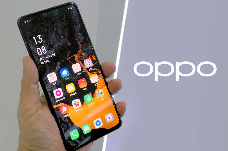 Oppo Find X2 smartphone