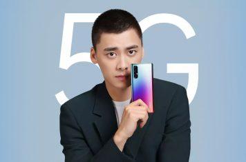 Oppo Reno 3 Pro smartphone