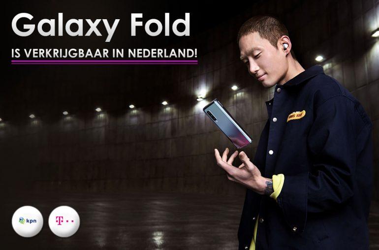 Samsung Galaxy Fold met abonnement