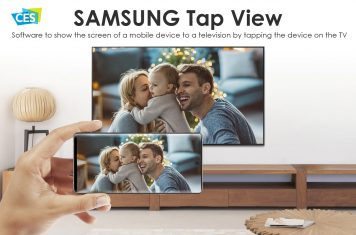 Samsung Tap View Screen Mirroring TV
