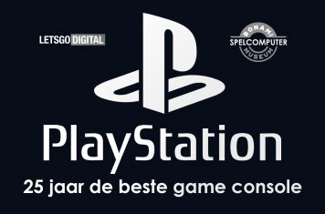 Sony PlayStation al 25 jaar de beste game console