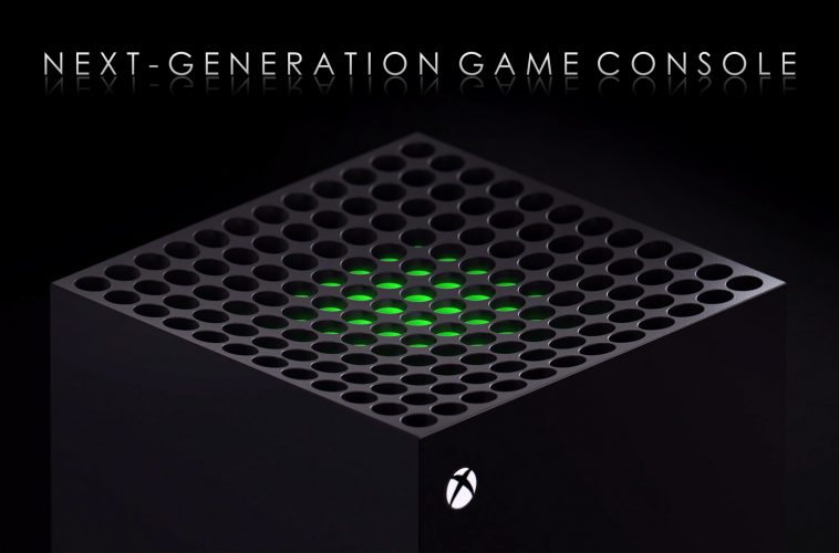 Xbox Series X game console