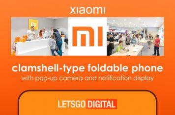 Xiaomi klaptelefoon Motorola
