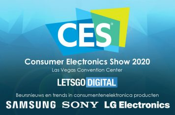 CES 2020 Samsung Sony LG