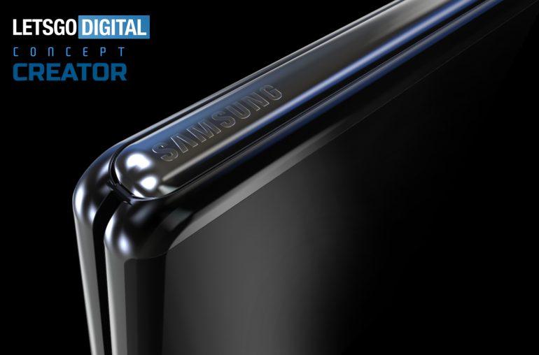 Galaxy Fold 2 telefoon