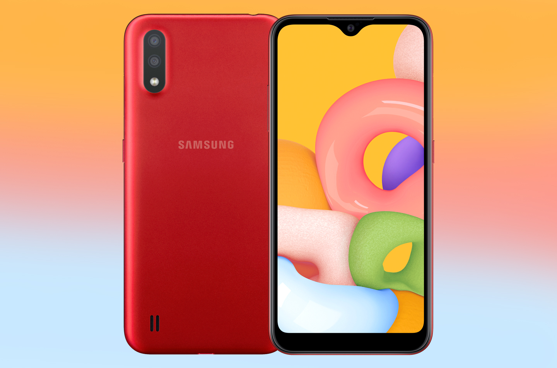 Goedkope Samsung telefoon