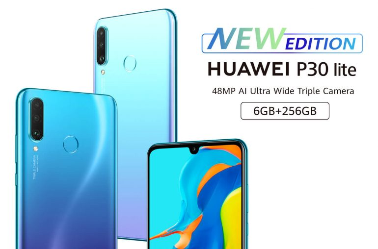 Huawei P30 Lite New Edition 2020