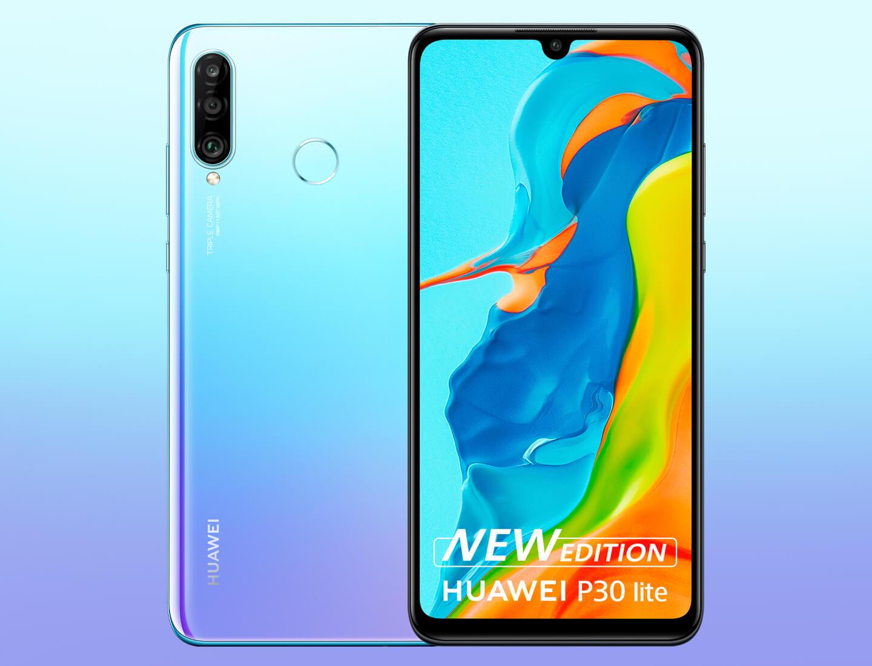 Huawei smartphone Lite uitvoering