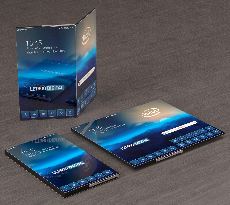 Intel telefoon 2020