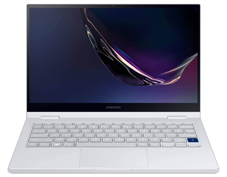 Laptop met QLED scherm