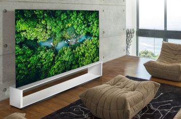 LG 8K TV modellen 2020
