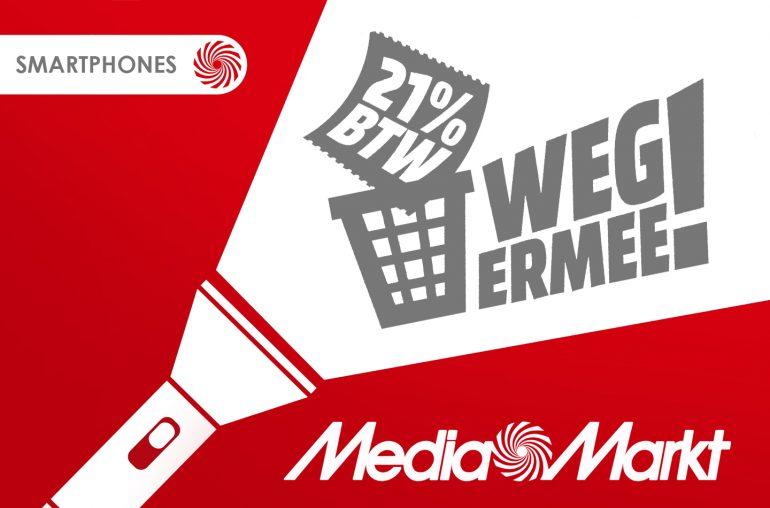 MediaMarkt actie 2020 smartphones