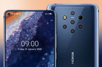Nokia telefoon 2020
