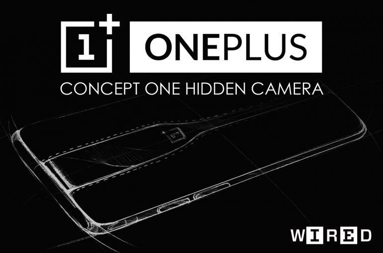 OnePlus Concept One telefoon