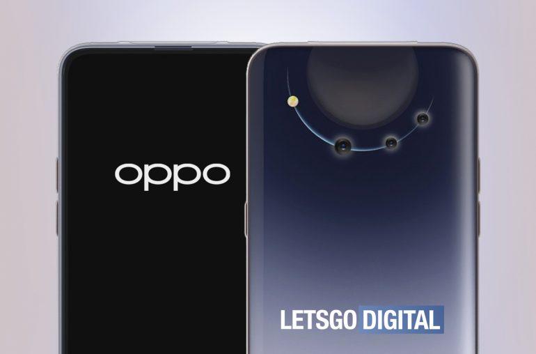 Oppo Find X2 5G telefoon