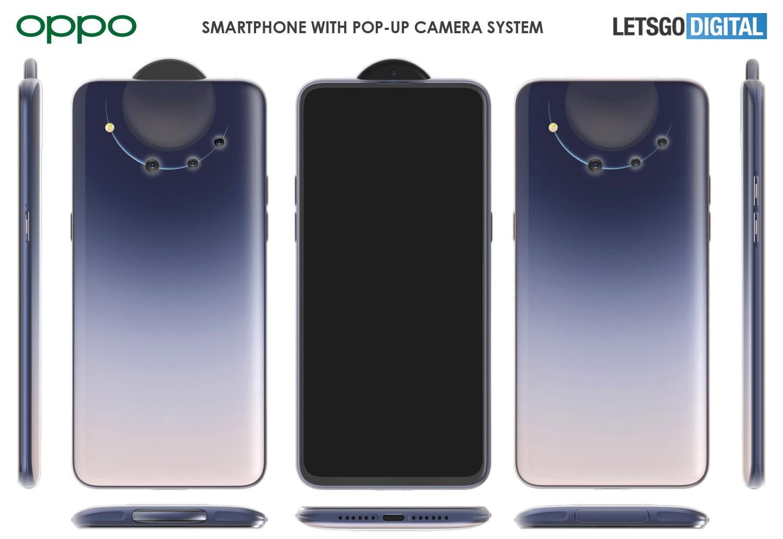 Oppo mobiele telefoons 2020