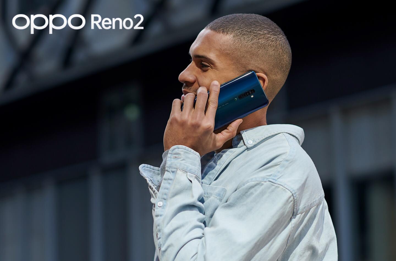 Oppo Reno 2 smartphone