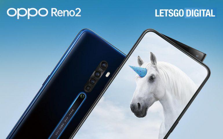 Oppo Reno 2 Vodafone T-Mobile KPN