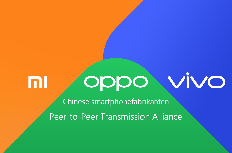 Oppo Xiaomi Vivo