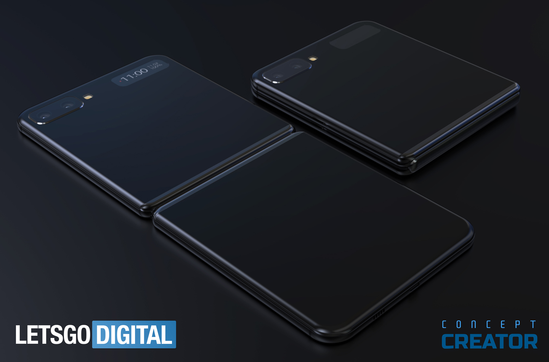 Samsung Fold 2 opvouwbare telefoon