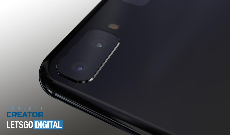 Samsung Galaxy Flip telefoon
