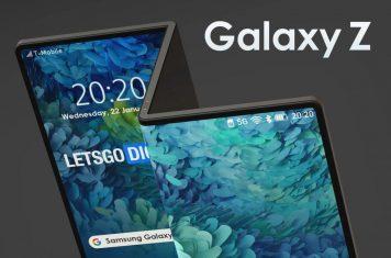 Samsung Galaxy Z-serie