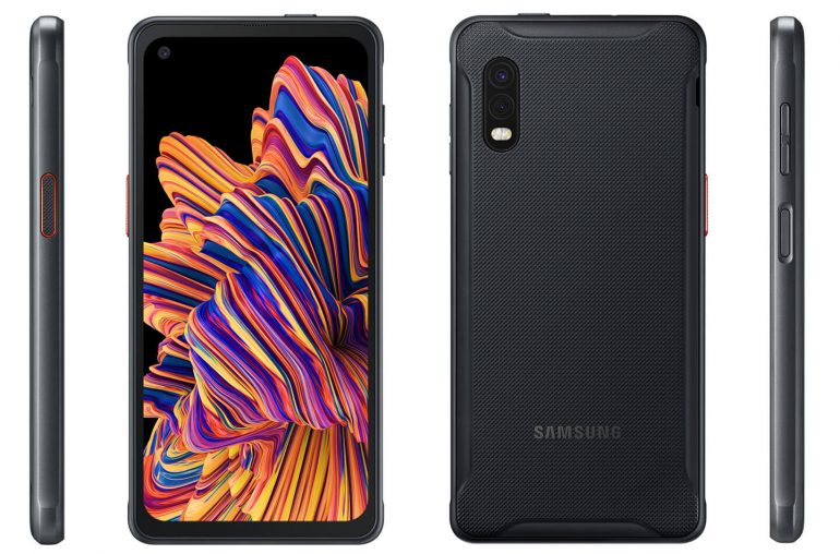 Samsung Galaxy zakelijke telefoon