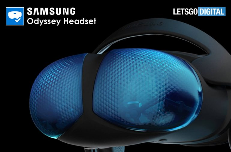 Samsung Odyssey mixed reality headset 2020