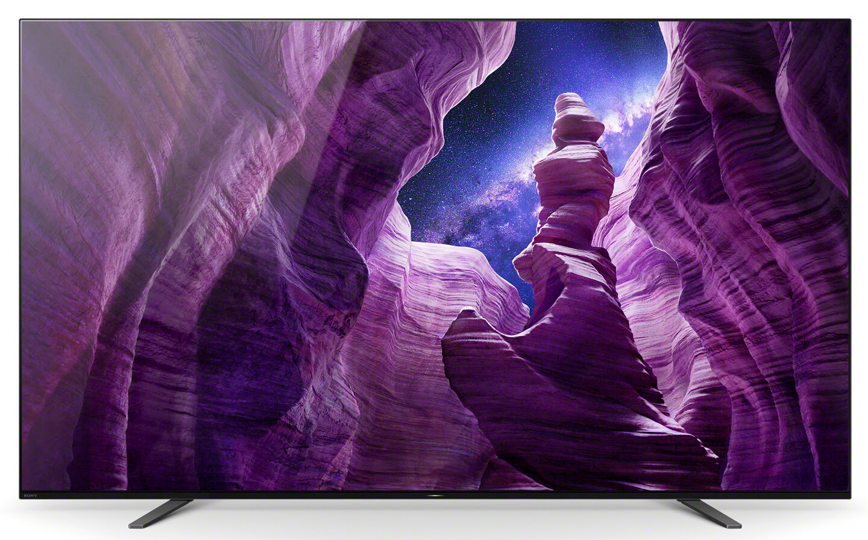 Sony 4K OLED TV