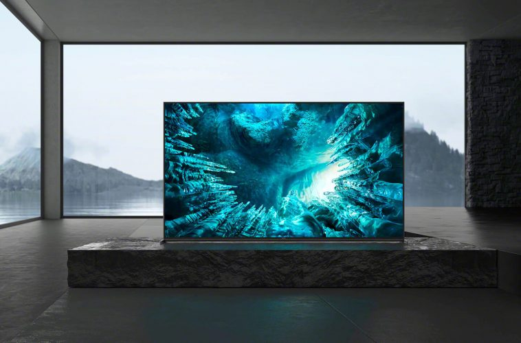 Sony 8K LED TV