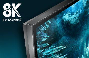 8K TV kopen