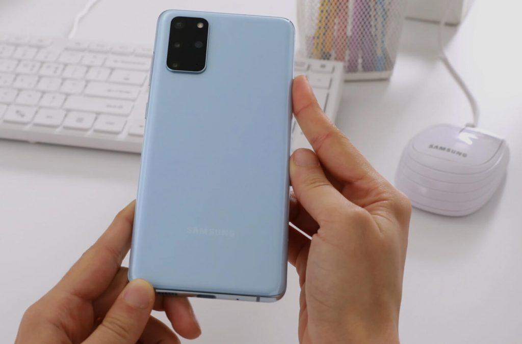 Galaxy S20 persbericht Samsung