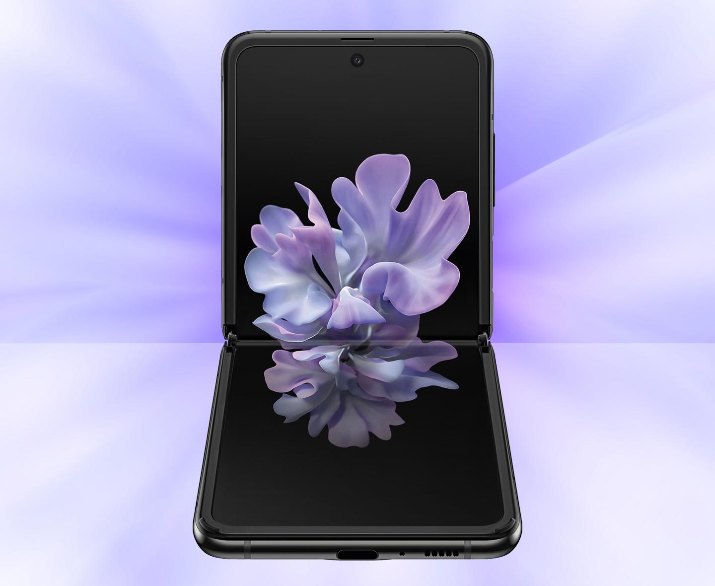 Galaxy Z Flip opvouwbare telefoon
