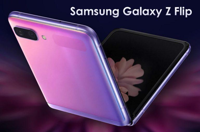 Galaxy Z Flip preview