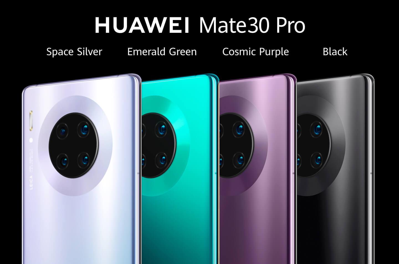 Huawei Mate 30 Pro kopen