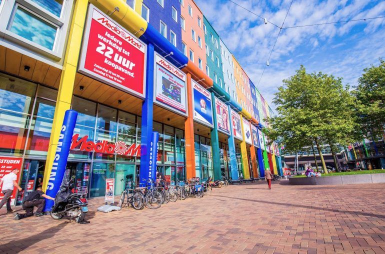 Mediamarkt Amsterdam