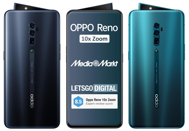 Mediamarkt Oppo smartphones