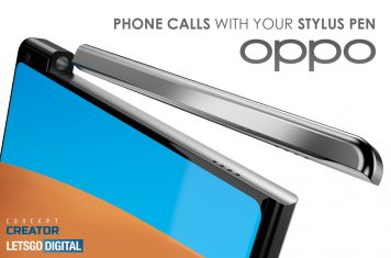 Oppo smartphone stylus pen