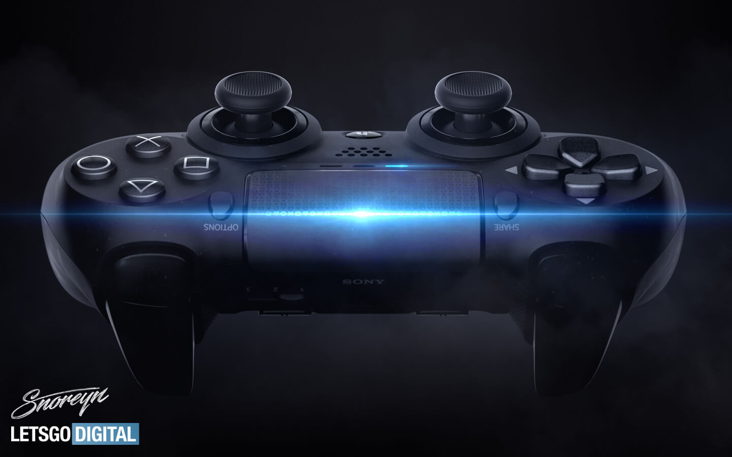 PS5 game controller