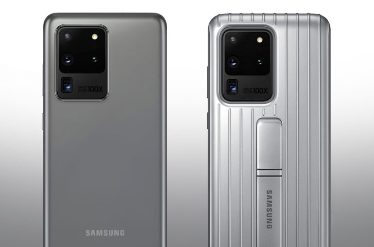 Samsung Galaxy S20 hoesje