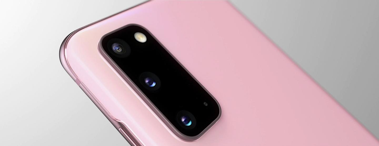 Samsung Galaxy S20 kopen