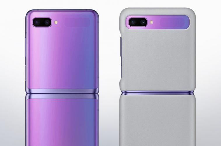 Samsung Galaxy Z Flip hoesje