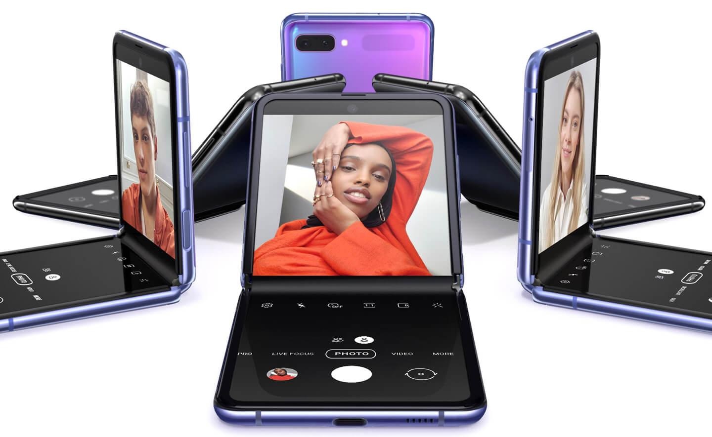 Samsung klaptelefoons