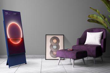 Samsung TV 2020 modellen