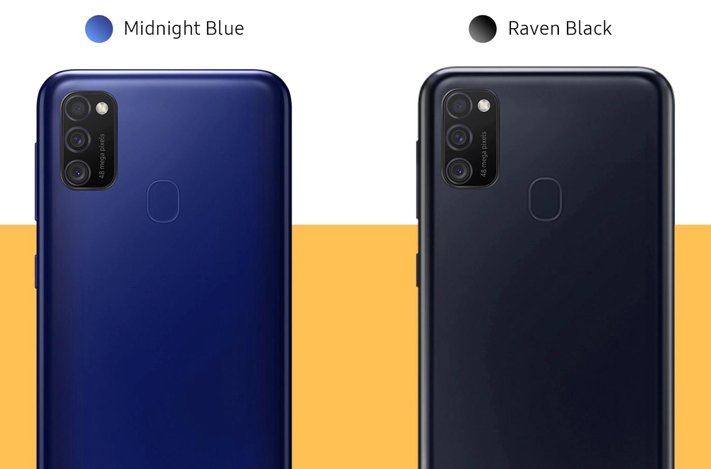 Galaxy M21 telefoon