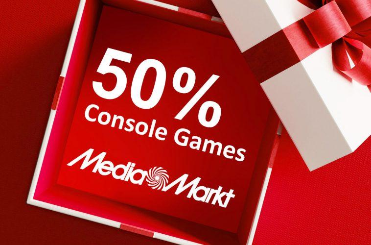 Mediamarkt korting console games