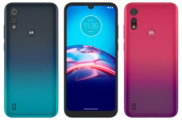 Motorola Moto E6s Android telefoon