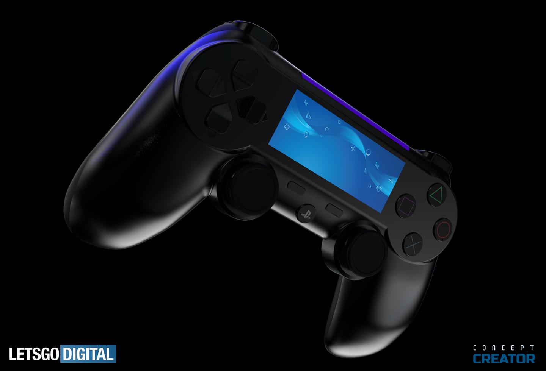 Nieuw design PS5 controller
